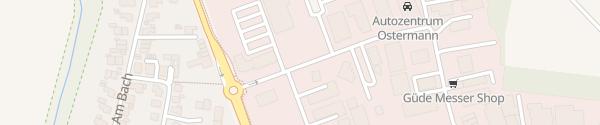 Karte Robert-Bosch-Straße Meerbusch