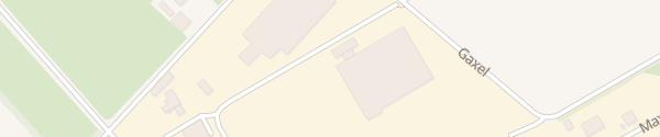 Karte Ventana Deutschland GmbH & Co. Vreden