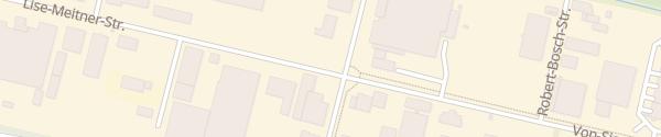Karte Lise-Meitner-Straße Vreden
