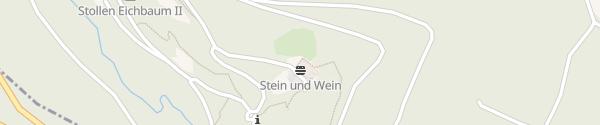 Karte Besucherbergwerk Fell