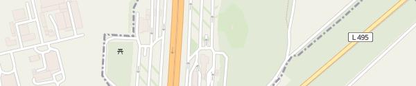 Karte Ville Ost Hürth