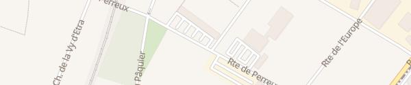 Karte Boudry Centre Sportif Boudry