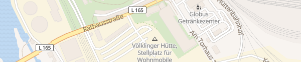 Karte Weltkulturerbe Völklinger Hütte Völklingen