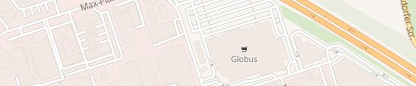 Karte Globus Köln-Marsdorf Köln