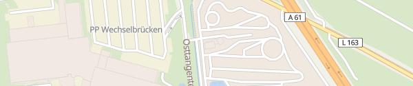 Karte ADAC Servicecenter Weilerswist