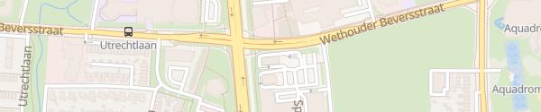 Karte McDonald's Enschede