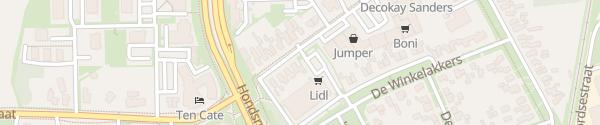 Karte Lidl Emmen