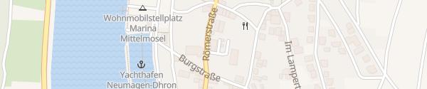 Karte E-Bike Ladesäule Ortsgemeinde Trittenheim