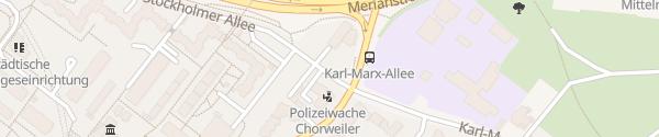 Karte Telekom Köln