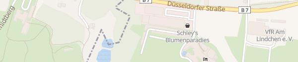 Karte Land Gut Höhne Mettmann