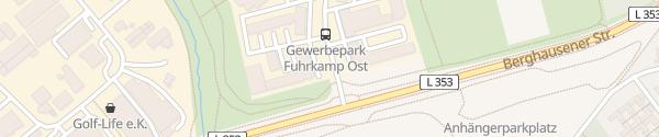 Karte Stadtwerke Langenfeld