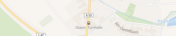 Karte VW Autohaus Kröfges Osann-Monzel