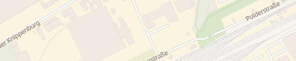 Karte Braker Straße Bottrop