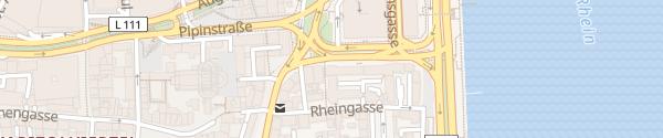 Karte Handwerkskammer Köln