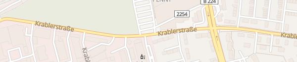 Karte Hellweg Essen-Altenessen Essen