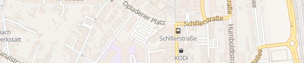 Karte Marktplatz Opladen Leverkusen