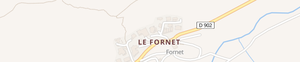 Karte L'Atelier d'Edmond Val-d'Isère