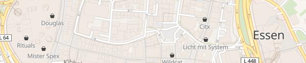 Karte Kopstadtplatz Essen