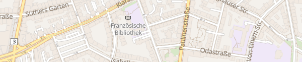 Karte Brigittastraße Essen