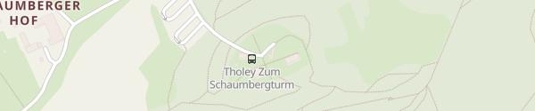 Karte E-Bike Ladesäule Schaumberg Tholey