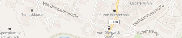 Karte Marktplatz Schlebusch Leverkusen