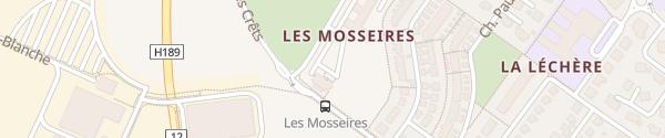 Karte Hotel Ibis Bulle