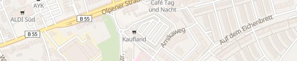 Karte Kaufland Köln