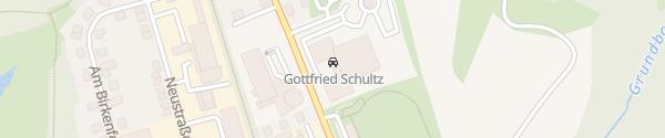 Karte Volkswagen Gottfried Schultz Velbert