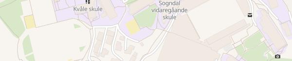 Karte Ladesäule Sogndal