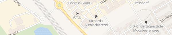 Karte Autohaus Hoff Troisdorf