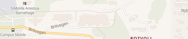 Karte Høgskolen Molde