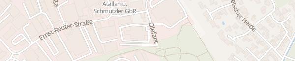 Karte Autohaus Baldsiefen Bergisch Gladbach