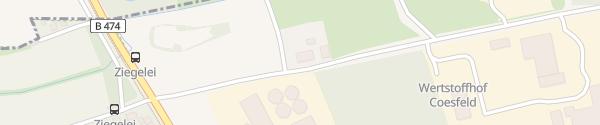 Karte Remondis Coesfeld