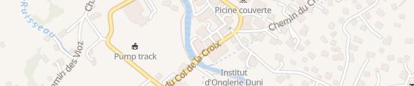 Karte Commune Diablerets