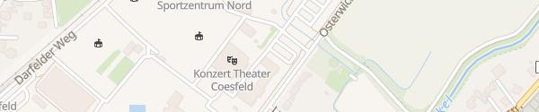 Karte Konzert Theater Coesfeld Coesfeld