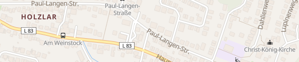 Karte Paul-Langen-Straße Bonn