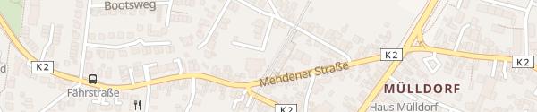 Karte Kundenparkplatz SVG Sankt Augustin