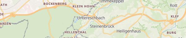 Ladesaulen In Overath Untereschbach Deutschland