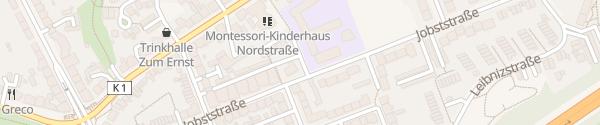 Karte Ohmstraße Herne