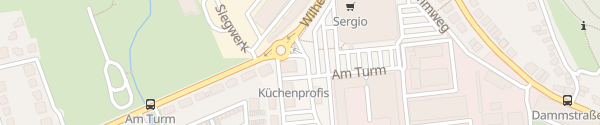 Karte Am Turm Siegburg