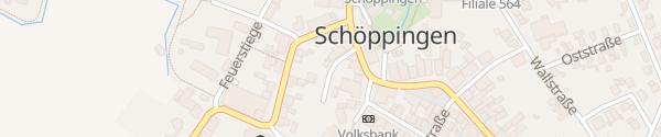 Karte innogy Ladesäule Schöppingen