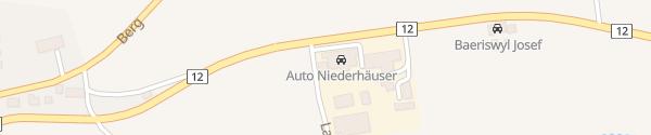Karte Auto Niederhäuser Schmitten