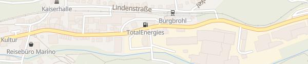 Karte Autohaus Glees Burgbrohl