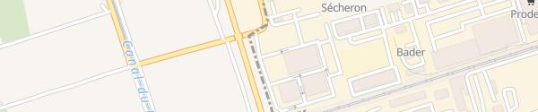 Karte Garage du Nord Conthey