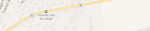 Karte Garage Maurice Montavon Develier