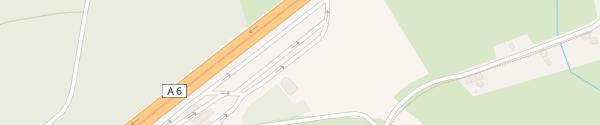 Karte Homburg/Saar Süd Homburg