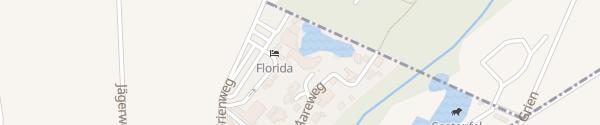 Karte Florida Studen
