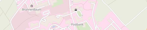 Karte Uniklinik Homburg