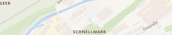 Karte Zentrale AVU Gevelsberg