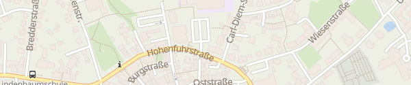 Karte Stadtverwaltung Radevormwald